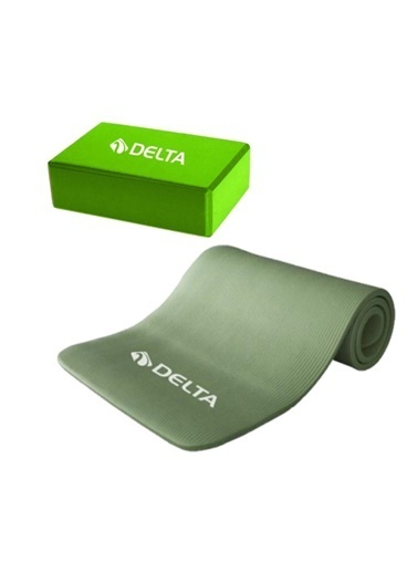 Delta Delta Boyu 180 Cm Genişlik 60 Cm 15 Mm Yoga Matı Ve Yoga Köpügü Renkli